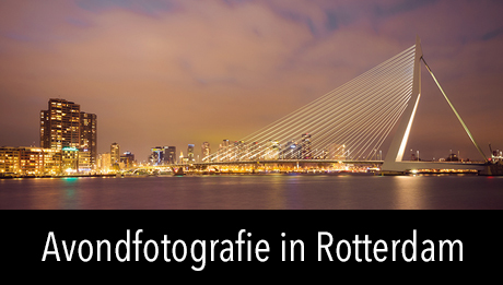 Workshop in2pictures.nl fotografie avondfotografie in Rotterdam