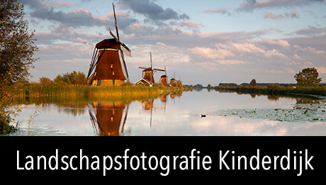 Workshop digitale fotografie in2pictures.nl Landschapsfotografie Kinderdijk