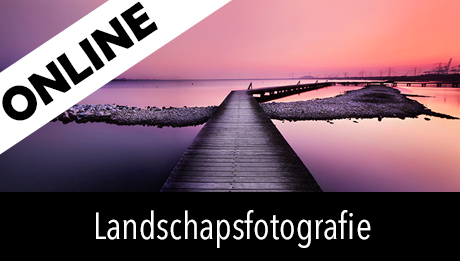Workshop digitale fotografie in2pictures.nl fotografie -  landschapsfotografie online