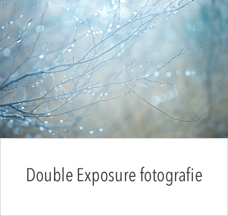 Double Exposure fotografie workshop soft focus