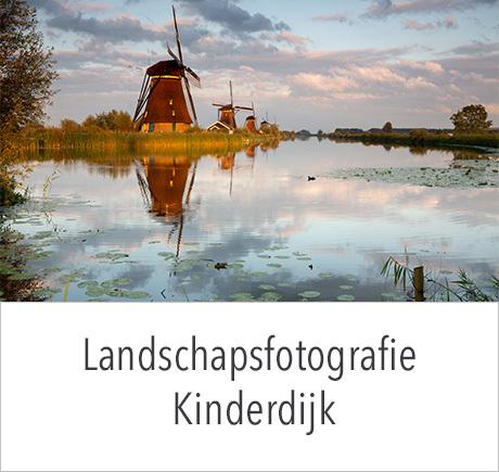 Landschapsfotografie Kinderdijk