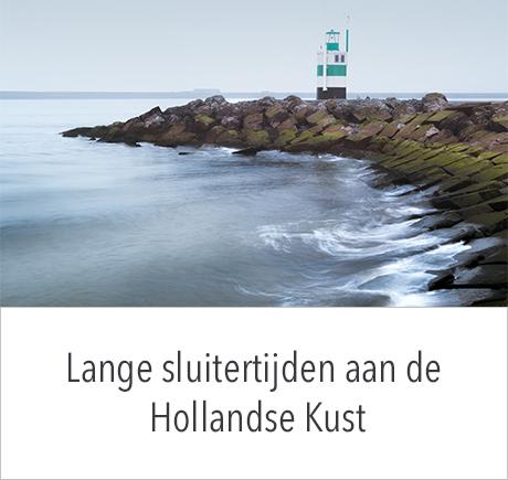 Workshop Lange Sluitertijden aan de Hollandse Kust