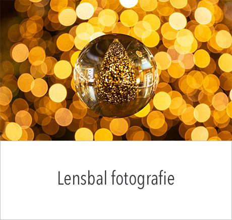 Lensbal fotografie workshop