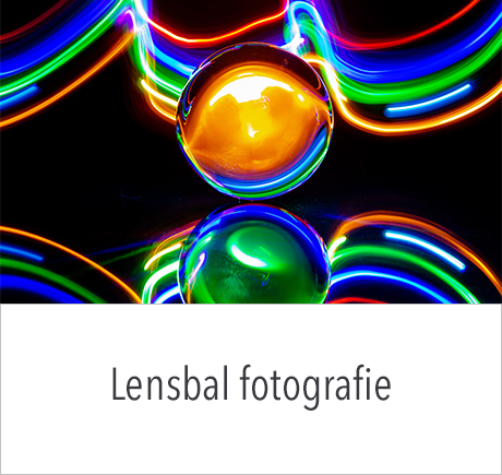 Lensbal fotografie workshop