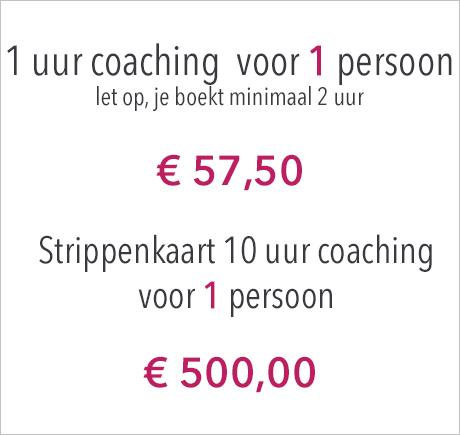 Personal coaching - een op een fotografie lessen