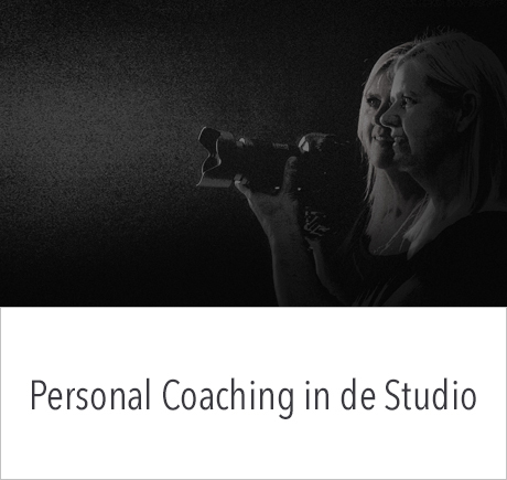 Personal Coaching in de studio - in2pictures.nl fotografie