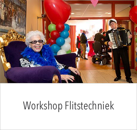 Workshop Flitstechniek, Hester Blankestijn