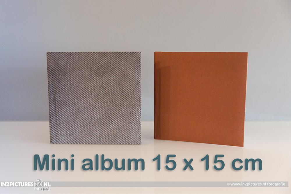 Mini Album 15x15 cm