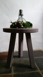 houten krukje 29cm