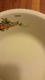 ROYCO VILLEROY EN BOCH 6 soepborden (diepe borden)
