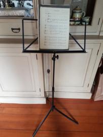 Bladmuziek-Standaard