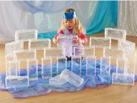 Iglo ijs bouwstenen