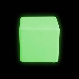 Led cube stoel vierkant 40 cm