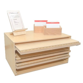 Study Buddy Storage Box Medium