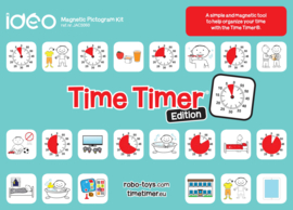 Time Timer Magnetic Pictogram Kit - Nieuw!