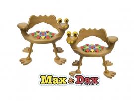 Stoel Max en Dax