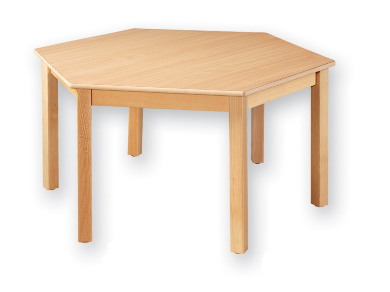 Tafel zeskantig