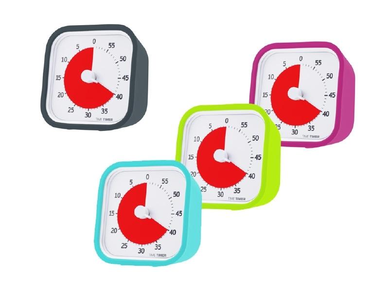 Time Timer Mod hoes kleur - NIEUW!