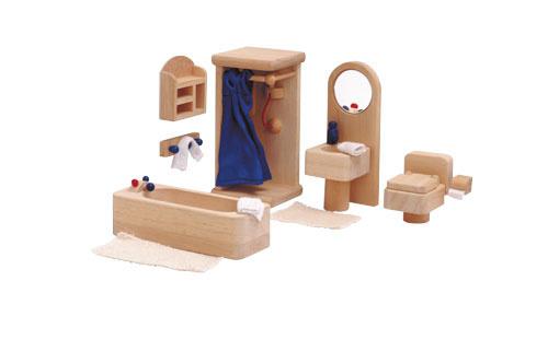 Poppenhuis badkamer