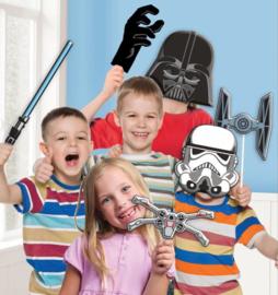 Star Wars selfie accessoires 10 stuks