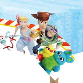 Toy Story tafelkleed plastic 1,2x1,8m