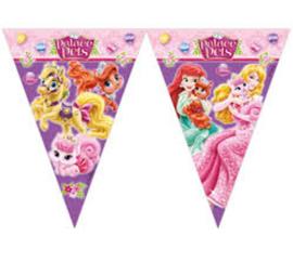 Prinsessen slinger plastic 2,3m