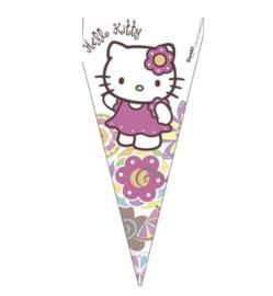 Hello Kitty snoepzakken 6 stuks 20x40cm