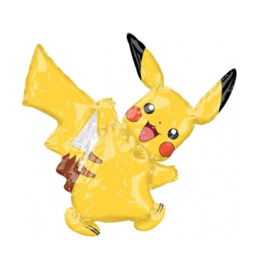 Pokemon ballon Pikachu klein