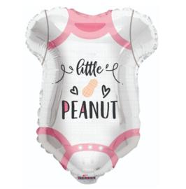 Little peanut meisje folie ballon 45cm