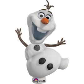 Frozen Olaf folie ballon 104cm