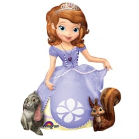 Sofia the first airwalker ballon 121x93cm