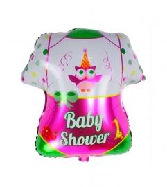 Babyshower folie ballon meisje