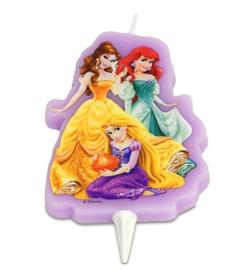 Prinsessen taartkaars 6x10cm