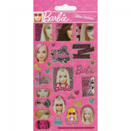 Barbie stickers 95x195mm