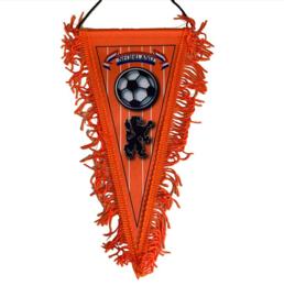 Oranje nederland vaantje met zuignap