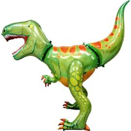 T rex dinosaurus folie ballon 1,5m