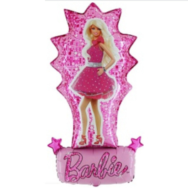 Barbie folie ballon 83cm