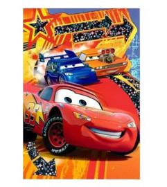 Cars verjaardagskaart 20x14,5cm