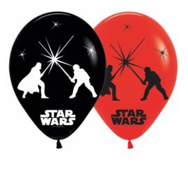 Star Wars ballonnen LED 5 st 27,5cm