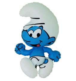 Lol smurf folie ballon 90cm