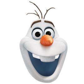 Olaf Frozen masker