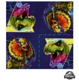 Jurassic World  servetten 16 stuks 33x33cm