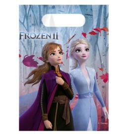 Frozen 2 feestzakjes 6 stuks