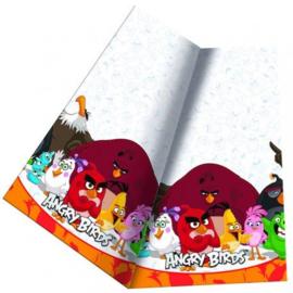 Angry Birds tafelkleed plastic 1,2x1,8m