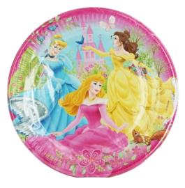 Prinses borden 10 stuks 23cm