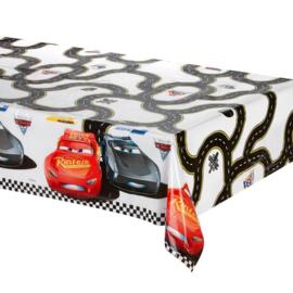 Cars 3 tafelkleed 120x180cm
