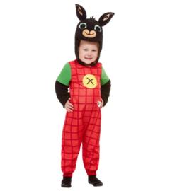 Bing konijn kostuum 1-2 jaar