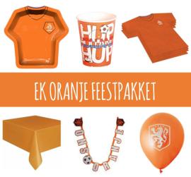 EK Oranje feestpakket