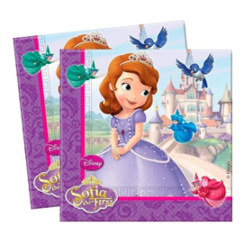 Sofia the First servetten