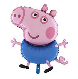 Peppa Pig folie ballon 96x68cm